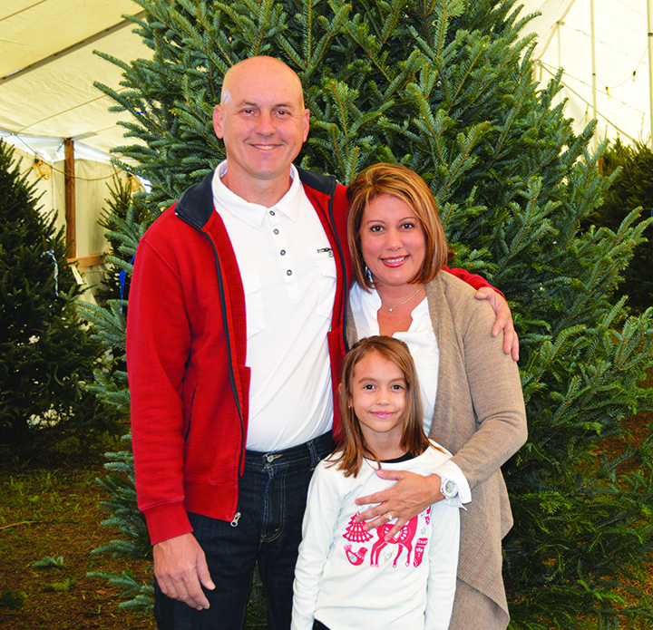 Chaberek Family Opens The Party Stop To Add To Tents & Trees Success