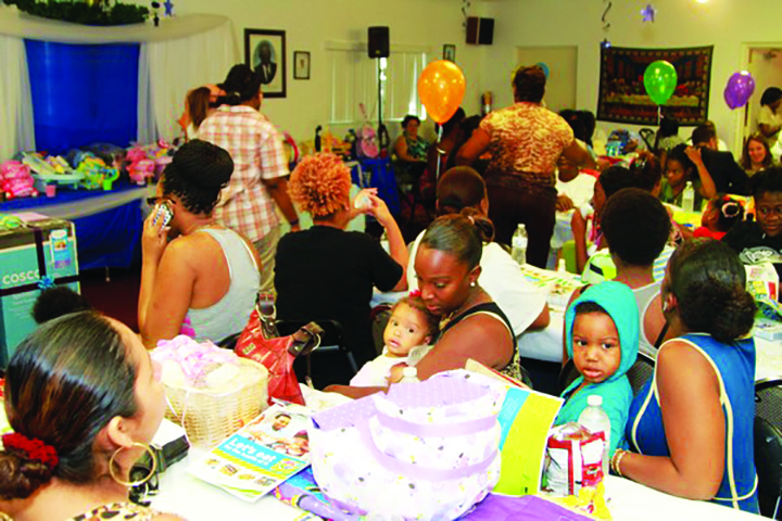 Sixth Annual Day Of Pampering For Moms-to-Be Seeking Donations