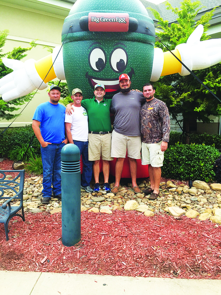 Local Pinch-A-Penny Owner Gets Inspiration At EGGtoberfest