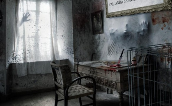 """Time To Check In To The """"Fright Night"""" Insane Asylum"""