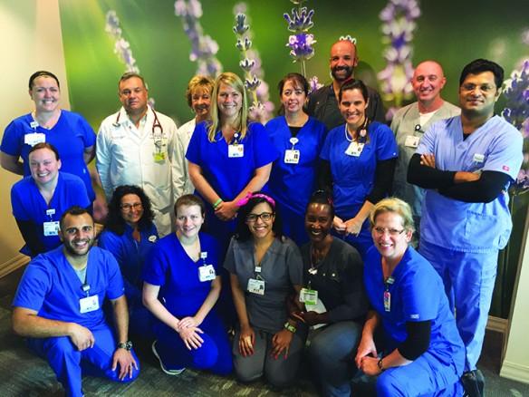 St. Joseph's Hospital Gears Up For 2015 Heart Walk