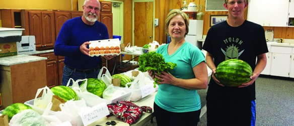 Old Welcome Harvest Shares Offers Weekly Produce, Fruit Delivery