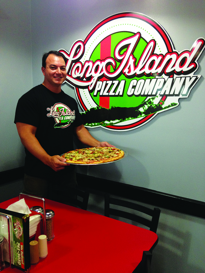 Local New York Pizza Owner Modernizes Delivery With Heated Delivery Bag System