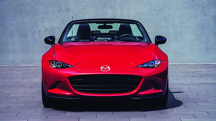 Motoring Tampa Bay: Meet the Revamped 2016 Mazda Miata MX-5