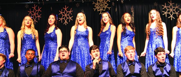 Newsome Chorus Begins 2015 Fall Program With Idol Competition