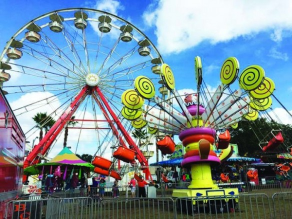 Nativity's 46th Novemberfest To Feature 30 Rides, Soul Circus Cowboys