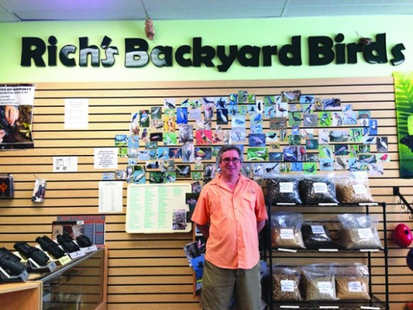 Rich's Backyard Birds Migrates To New Valrico Location