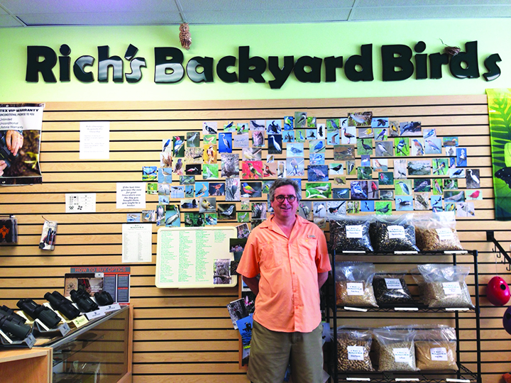 Rich's Backyard Birds Migrates To New Valrico Location