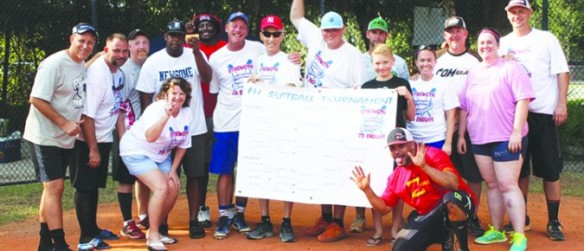 FishHawk Softball League Strength To Endure Tournament Raised Over $13,000 For Charity