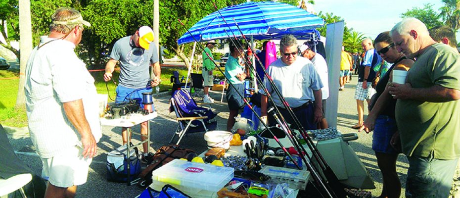 USCG Auxiliary Boating And Nautical Flea Market Returns To Apollo Beach