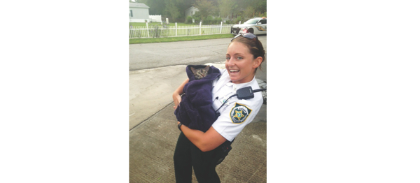 Deputy Resuscitates Cat After Fire