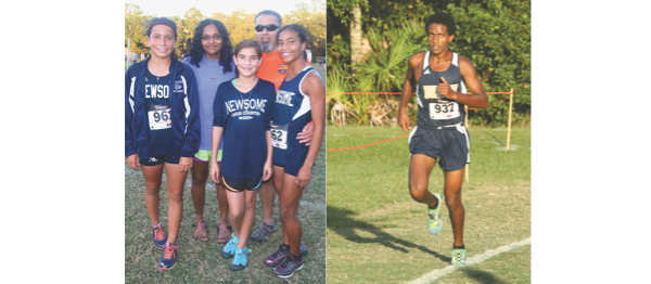 Newsome Hosts, Captures 4A District 7 Cross Country Championship