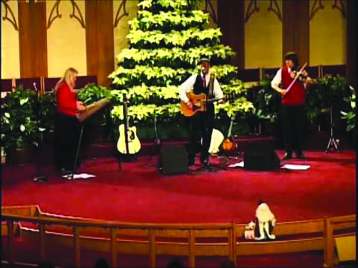 United Methodist Church Of Sun City Center Presents Thank God It's Variety Concert Series