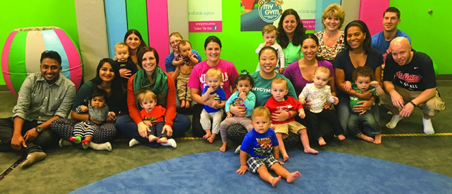 My Gym Makes Kids Fitness, Learning Fun