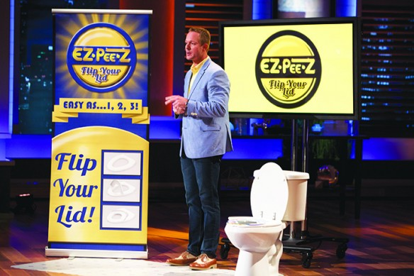 Riverview Man Pitches EZ-Pee-Z Invention On ABC's Shark Tank