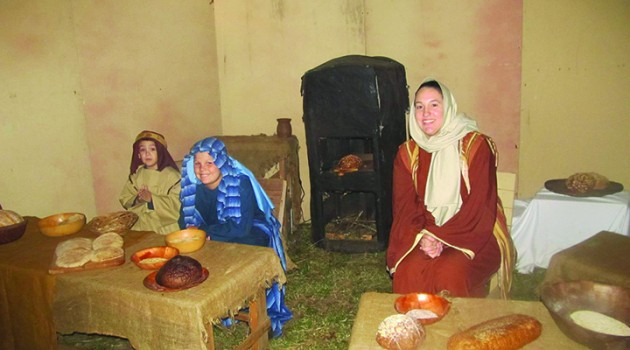 Walk Through Bethlehem At Kings Avenue Baptist Church Anticipates Over 6,000 Visitors