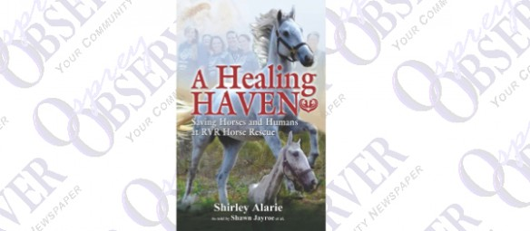 New Book A Healing Haven Details  Story Of RVR Horse Rescue