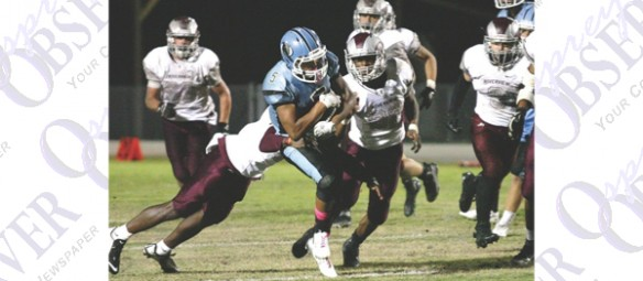 Newsome High Wolves Treat Fans To Season's Final Home Game Victory