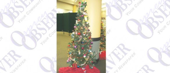 5th Annual Festival Of Trees At The SouthShore Regional Library To Host Family Friendly Events