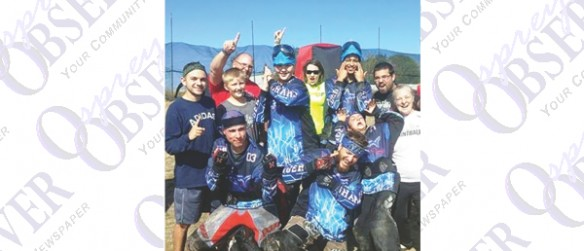 Florida Tiger Sharks Bring Home National Paintball Title