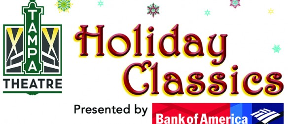 Tampa Theatre Presents Holiday Classic Films