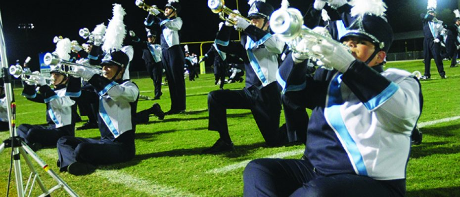 Local Schools Earn Top Ratings During 2015 Music Performance Assessment