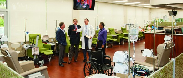 Florida Cancer Specialists Opens State-Of-The-Art $10M Brandon Facility
