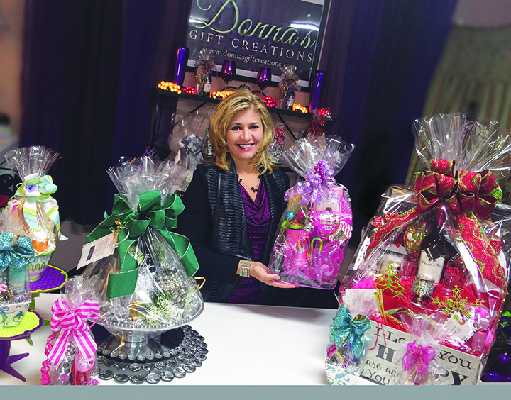 One Of A Kind Gift Baskets  Produced By Local Entrepreneur