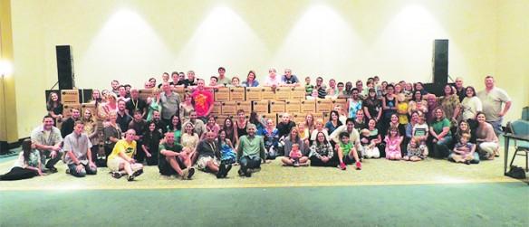 FishHawk Fellowship Church Packs Over 26,000 Meals For Orphans In Haiti