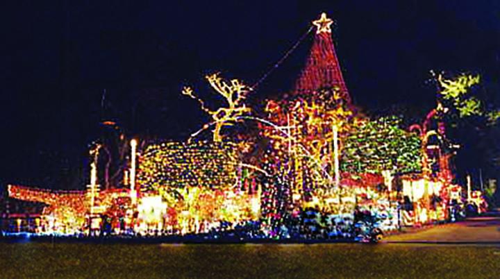 Lights Will Shine Bright Around Town During Holiday Season