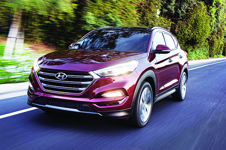 REVAMPED 2016 HYUNDAI TUCSON WILL ENTICE BUYERS