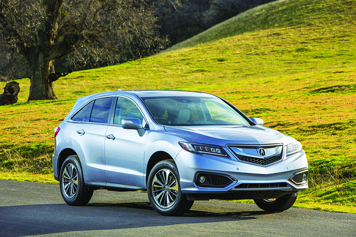 Functional RDX Delivers Vigorous Performance