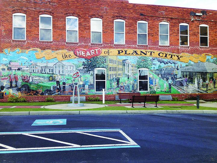 Walking Tour Of Historic Downtown Plant City Showcases Hidden Gems