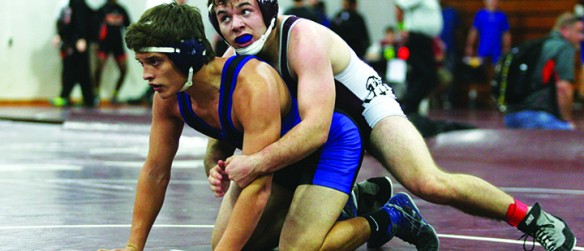 Brandon High School Wrestling Team Falls Short At Annual Jim Graves Tourney