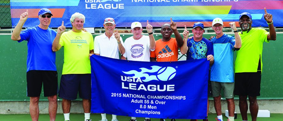 Local Men's Tennis Team Wins Second At National Championships & More