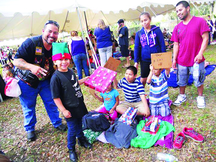 Annual Cookson Hill Toy Run Changes Hands, Continues Legacy