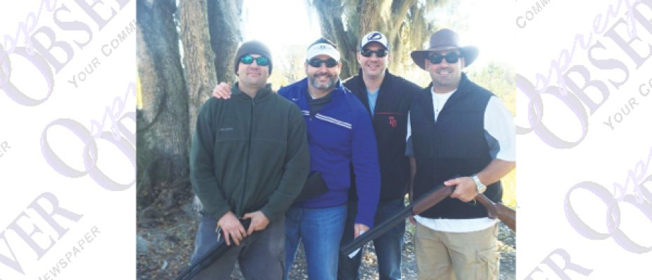 Cardinal Roofing Hosts Shooting Clay Event To Benefit Honor Flight