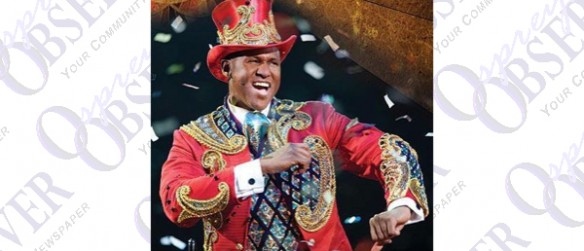 Ringling Bros. and Barnum & Bailey®  Presents Legends SM