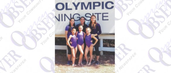 Golden City Gymnasts Enjoy National TOPs Testing Success