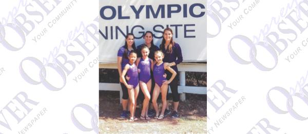 Golden City Gymnasts Enjoy National TOPs Testing Success