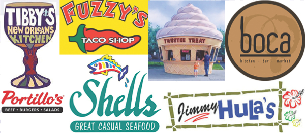 Good Eats Including Boca, Jimmy Hula's, More, To Call Brandon Area Home