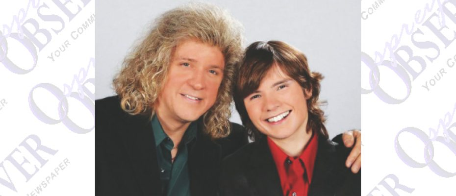 Christian Artist Paul Todd And Son To Perform At Immanuel Lutheran Church