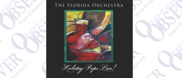 Listen Local For The Holidays With  The Florida Orchestra