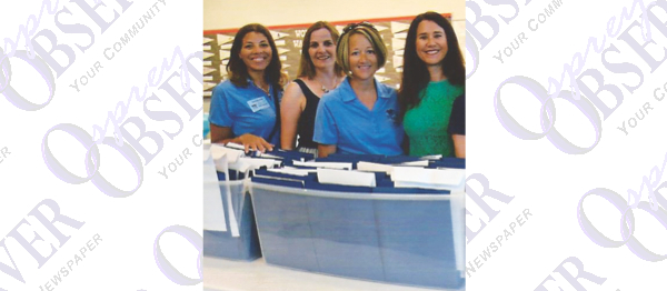 Newsome High School's Blue Letter Envelope Tradition For Seniors Continues To Bring Encouragement