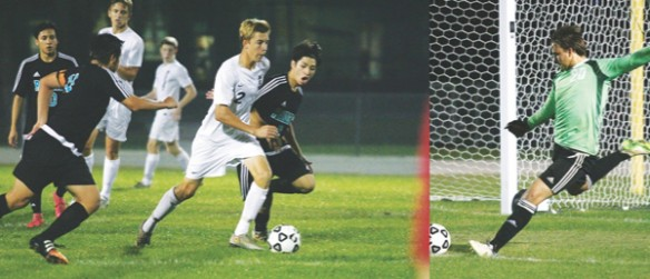 Newsome High Soccer Keeps Momentum Ahead Of District Tourney