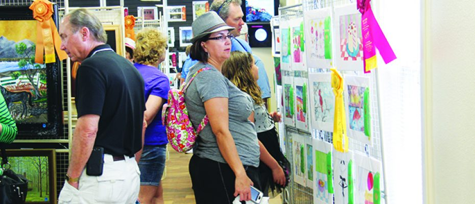 A Call To Artists Issued For 2016 Florida Strawberry Festival Fine Arts Show
