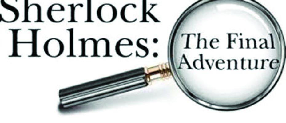The Village Players Present Sherlock Holmes: The Final Adventure