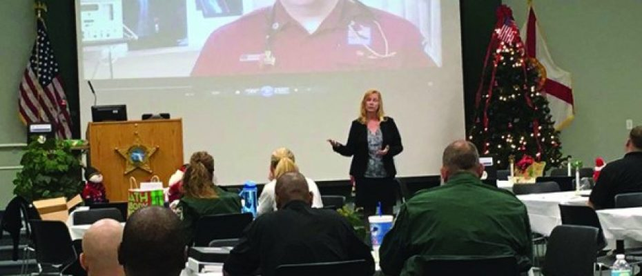 Resource Deputies Tackle Substance Abuse In Local High Schools