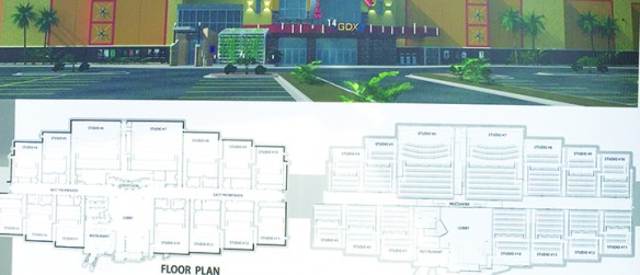 14-Screen Goodrich Theater To Anchor New Shopping, Entertainment Center In Riverview