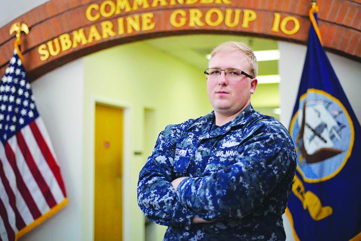 Bloomingdale High School Graduate Serves Aboard USS Maryland